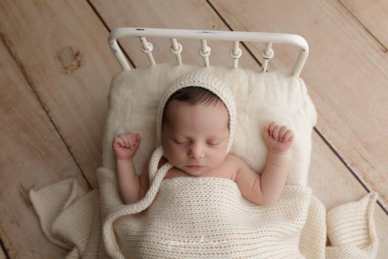 Fotografia de recien nacidos en madrid